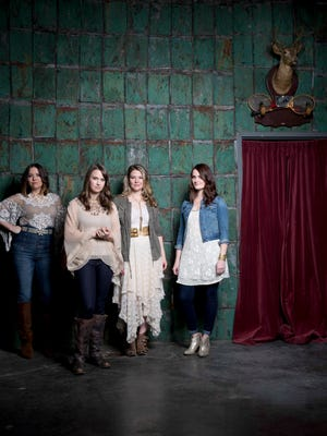 Della Mae follows the release of their 2013 Grammy-nominated record with a new, self-titled album.