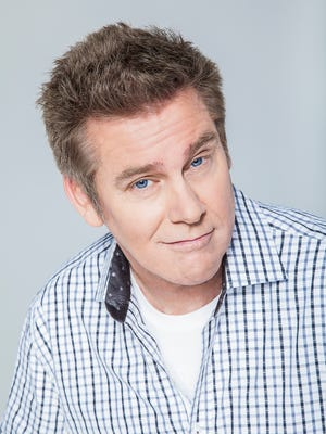 Stand-up comedian Brian Regan, a favorite of Jerry Seinfeld, takes his show on the road in 2016 with a stop in Des Moines.