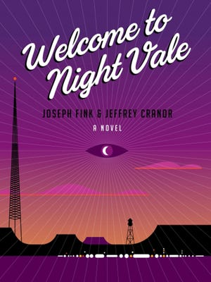 """Welcome to Night Vale"" by Joseph Fink and Jeffrey Cranor is based on the popular podcast."
