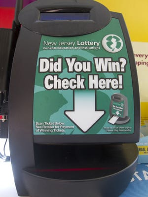 There were three $50,000 third-prize New Jersey Lottery tickets — including one in Fanwood — sold that matched four white balls and the Powerball for the Saturday, Jan. 16, drawing.