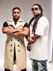 The duo Zion & Lennox, best known for their hit collaboration