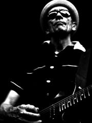 Billy D will play the blues 8 p.m. Dec. 22 at Boon's Treasury.