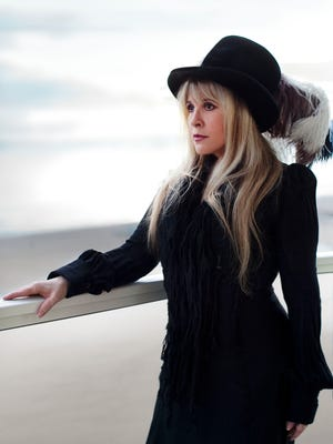 Stevie Nicks headlines a show at the FedExForum on Wednesday, along with the Pretenders.