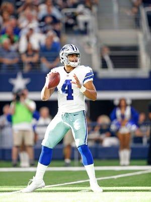 Dallas Cowboys quarterback Dak Prescott will serve as keynote speaker at the Legacy of Light Gala April 29 at Middle Tennessee Christian School in Murfreesboro.