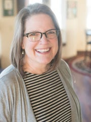 Susan Quinn, Secondary Coordinator of Curriculum and assessment for the Great Falls School System, downsized to her home above Crooked Tree Coffee when her youngest daughter left for college at Montana State University.