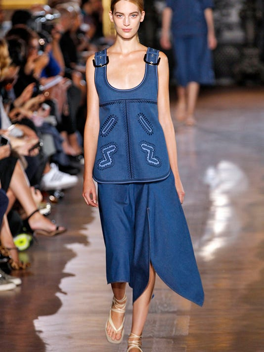 No blues for this fabric: Denimís just getting started