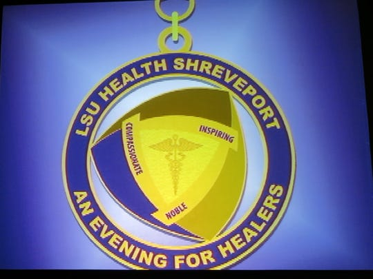 LSU Health Sciences Center Foundation Evening for Healers is May 3 at the Shreveport Convention Center.