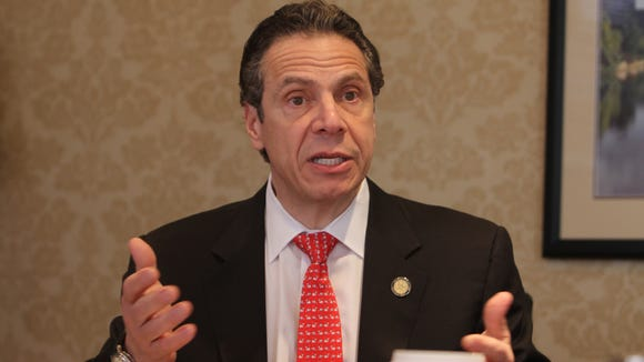 Lack of support from public unions will increase the rate of difficulty in Gov. Andrew Cuomo's attempt to win re-election.