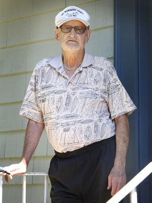 Walter Massey, 86, of Weymouth, will receive his diploma from Weymouth Evening High School on June 29.