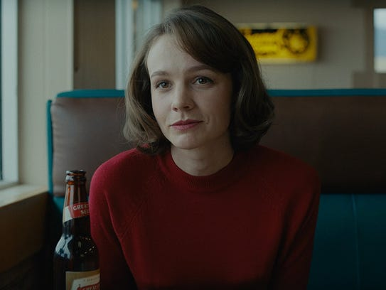 "Carey Mulligan is a depressed 1950s housewife in ""Wildlife."""