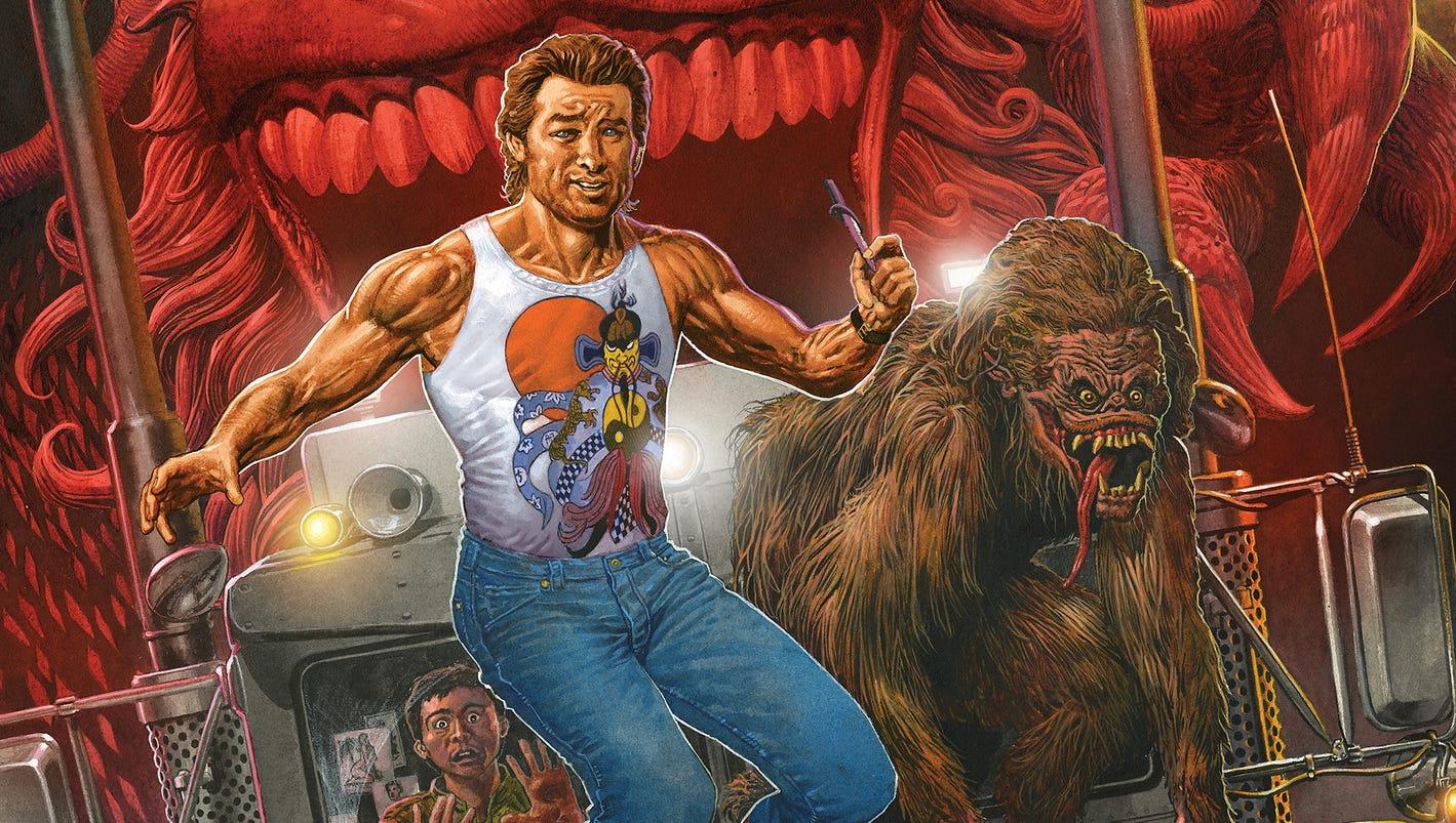 jack burton finds  u0026 39 big trouble u0026 39  again in new comic