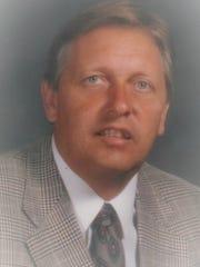 Maysville High School Principal Steve German in the late 1990s