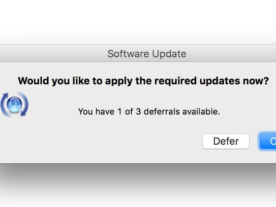 Hate automatic software updates? You're not alone
