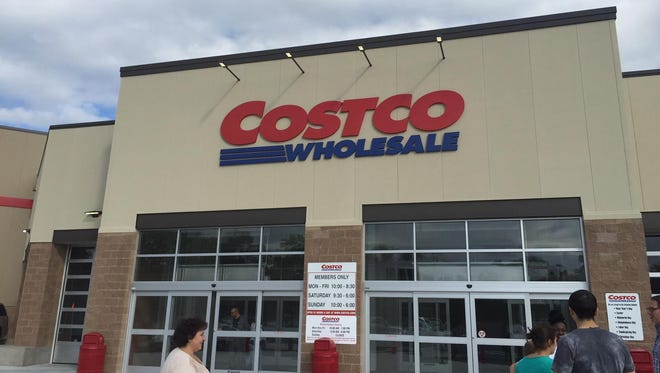 Costco at CityGate, Westfall and East Henrietta roads.