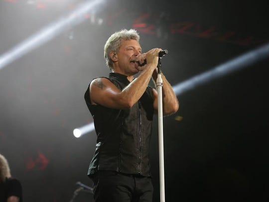 Famous rocker Jon Bon Jovi was raised in Sayreville.