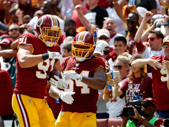 Redskins, Chiefs bring momentum into Monday night matchup
