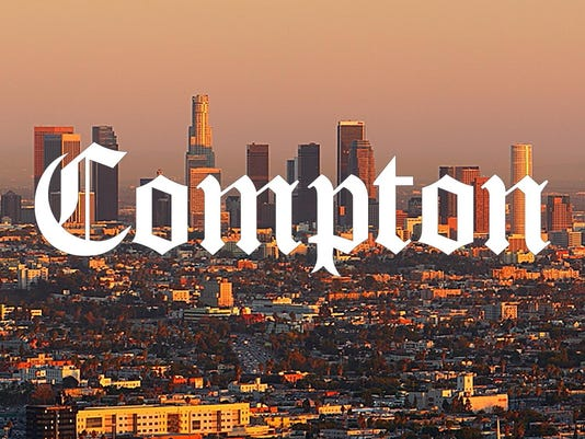 Music Review Cold Chilling Compton