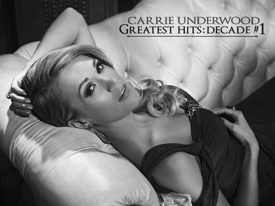 Carrie Underwood has has sold 64 million albums since 2005.