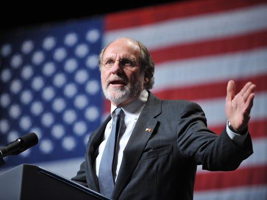 Democrat Jon Corzine, shown  in 2009, spent $60 million in 2000 to win a U.S. Senate in New Jersey.