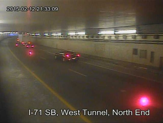 Air flow issues are being addressed with an additional $100,000 in work in the Lytle Tunnel. The fan work is adding six months to the project's timeline.