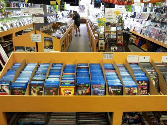 Flipside is a longstanding record and pop culture shop