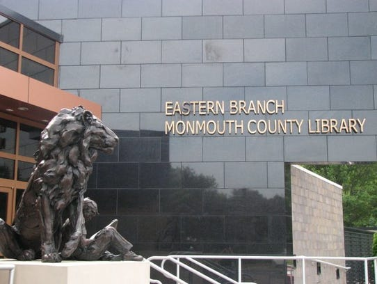 The Monmouth County Library in Shrewsbury hosts weekly