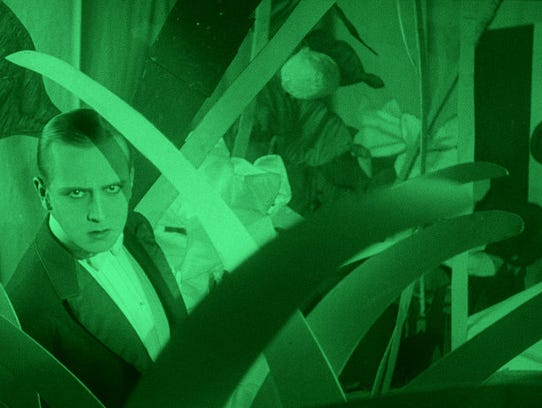 "The 1924 silent film ""L'inhumaine"" will feature a score"