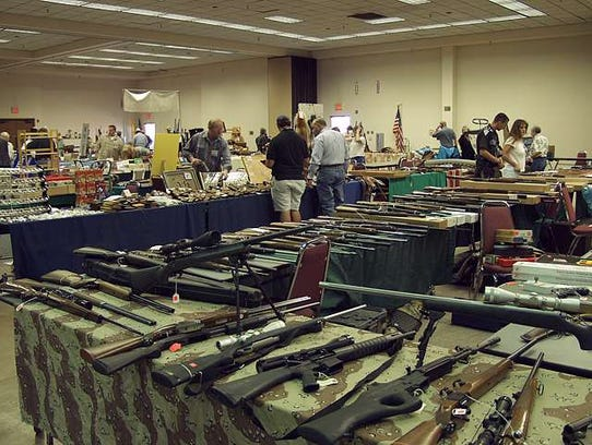 The All American Gun and Western Collectible Show is
