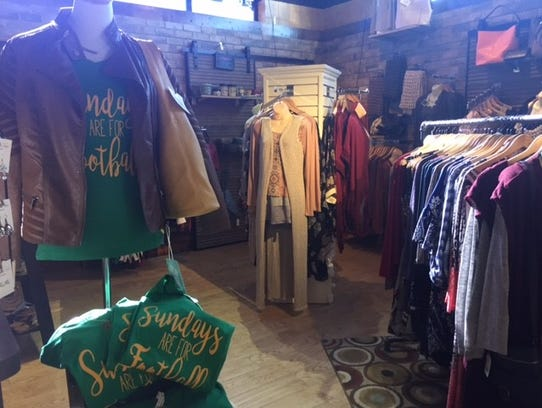 Urban Chic Boutique offers a wide range of clothing