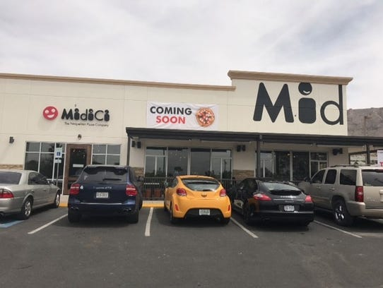 MidiCi The Neopolitan Pizza Co. restaurant is in a