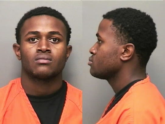 Denorris Franklin, of Clarksville, Tn., Robbery - aggravated;