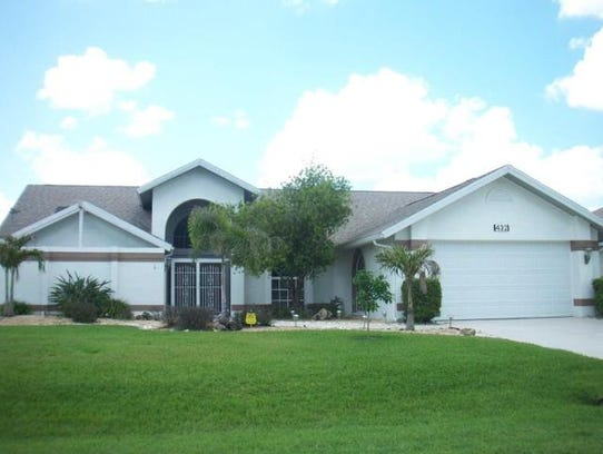This home at 432 SW 9th St., Cape Coral, sold for $352,200.