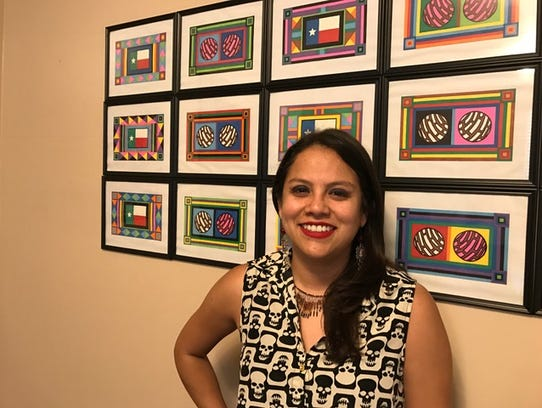 Artwork by Mayra Zamora is among the items available at the Pop-Up Shop and Brunch from 10 a.m. to 2 p.m. Sunday, Jan. 21 at Coffee Waves, 5738 S. Alameda St.