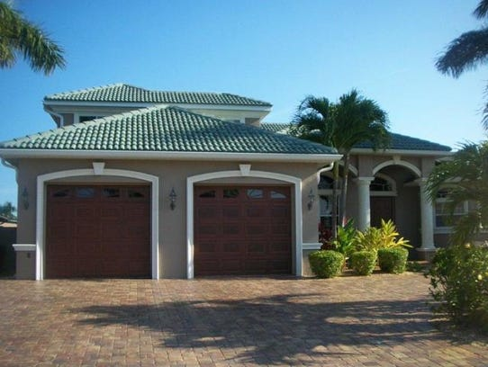 This home at 531 SW 57th St., in Cape Coral, recently