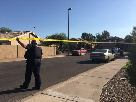 Woman Dead Man Arrested After Shooting In Mesa