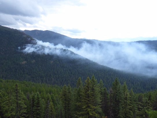 The Sprague fire might burn the rest of the summer