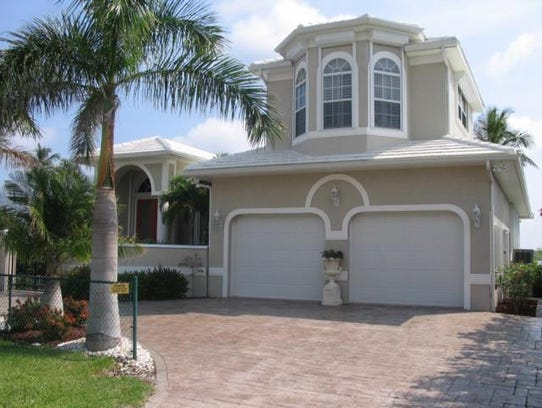 This home at 2610 Clyde St., Cape Coral, recently sold