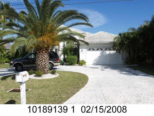 This home at 3523 SE 22nd Place, Cape Coral, recent