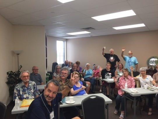 Humanists of the Treasure Coast celebrate National