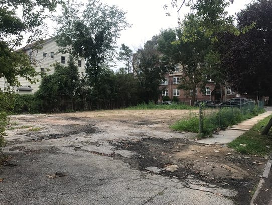 Vacant lot at 271 South Second Ave. in Mount Vernon