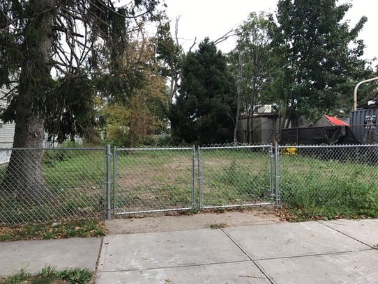 Vacant lot at 465 South Ninth Ave. in Mount Vernon