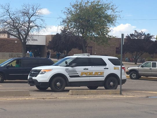 Alamogordo Police Department officers continue their