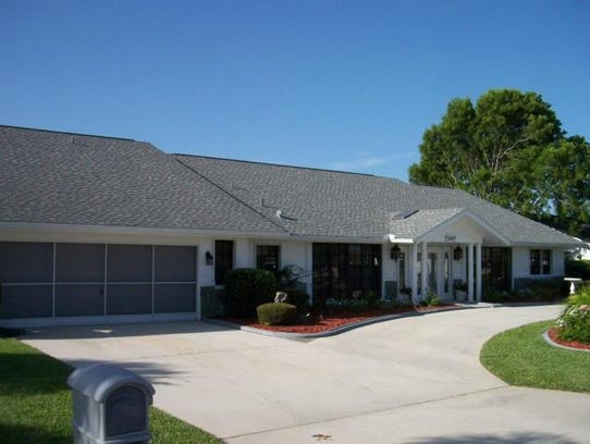 This home at 2340 SE 28th St., Cape Coral, recently