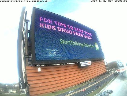 StartTalking is an Ohio drug-prevention program, now