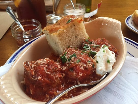 Meatballs are something to celebrate at Bella Coast