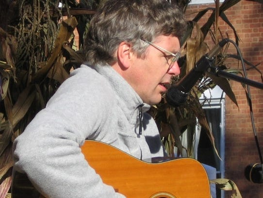 Ted Olson professor of Appalachian Studies/Bluegrass,