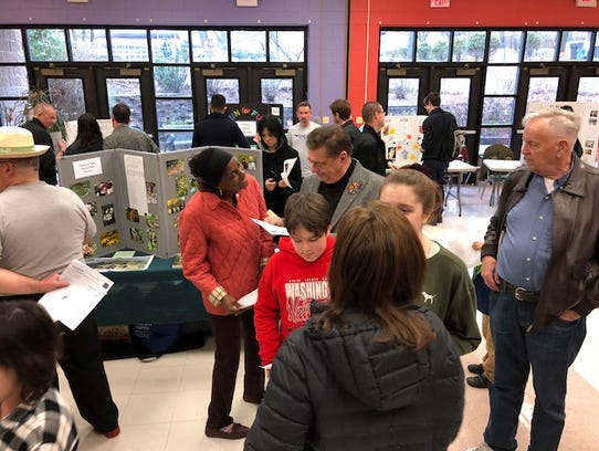 Highland Park held its fifth annual Park Partners Voting