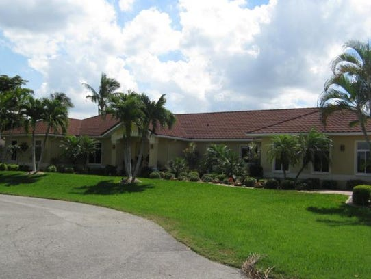 This home at 5346 SW 11th Place, Cape Coral, recently