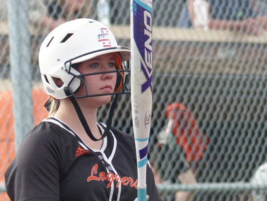 Brooke Young, Scio softball