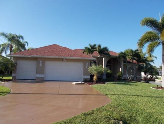 This home at 506 SE 30th St., Cape Coral, recently